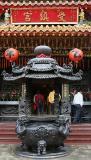 Shou-zhen Temple, Alishan Forest Recreation Area (May-Jun 06)