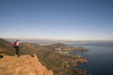 Cannes from Esterel