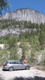 Fyresdal cliffs