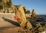 Costa Brava bouldering