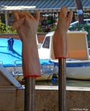 DOF on the Left Fisherman Glove :-)