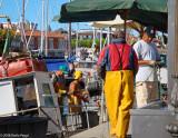 Fischermen at work