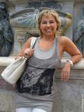 Olivia (Olive Oyl), aka: Bracciodiferro's (Popeye) wife.... YAY!  :))