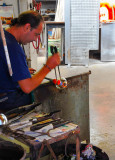 Murano Is.,The Masters of Glass at work
