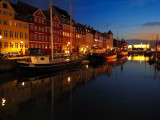 Nyhavn from Holbergsgade bridge