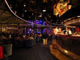 Nightlife on the ship...Nightclub & Bar  (Copenhagen-Oslo)