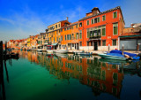 Sunny day at Venice