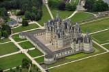 Vue du Ciel Sologne la Loire & le Cher