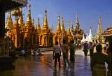 Birmanie 1996 (Myanmar)