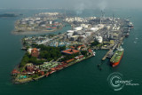 Aerial Photography Services - Singapore Marine Industrial Photographers