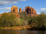Cathedral Rock Panorama I
