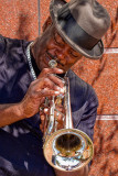 Blowing Jazz