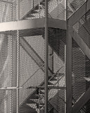 Cage with Stairs