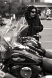 Rider and Bikes