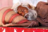 Wardrobe as pillow