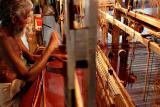 The silk loom