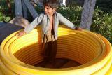 The yellow tube