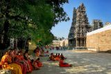 New Looks of the Meenakshi Temple