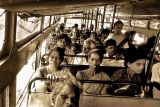 On a Tamil bus III