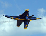 Blue Angels 5 & 6  High Speed Solo Pass