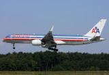 American Airlines Boeing 757-223