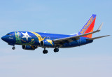 SouthWest Airlines 'Nevada'