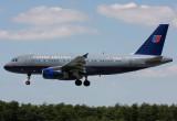 United Airlines Airbus A319 N846UA