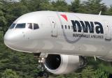 Northwest Airlines Boeing 757