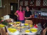 Leslie y Jessenia