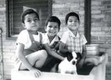 Jose, David y Moises