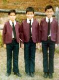 Moises, David y Jose 1977-78