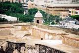 The wall and Garita