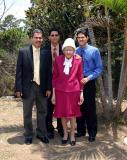 Con mami (Mayo 2006)