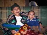 Con el nieto