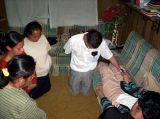 Orando por mami