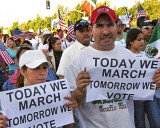 GALLERY - Fresno March & Vote Rally - May 1, 2008