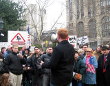 Tea Party Protest NYC