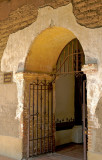 Fr. Serra Church Arch
