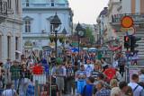 Knez Milailova, Belgrade's main pedestrian zone