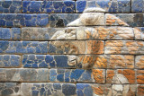 Pergamon Museum, part of the Ishtar Gate
