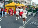 Lithuanian street parade