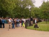 Speaker's Corner at Hyde Park