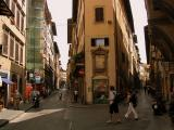 Narrow Florentine Street