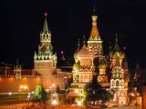 St Basil's and the Kremlin