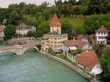 Bern and the Aare River