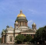 St Isaac's Church, St Petersburg