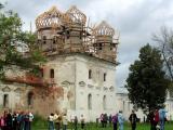 Repairs to the Yurev Monastery, Novgorod