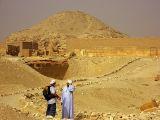 Baksheesh at Saqqara