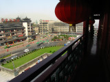 From the City Walls of Xi'an