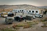 An army barrack